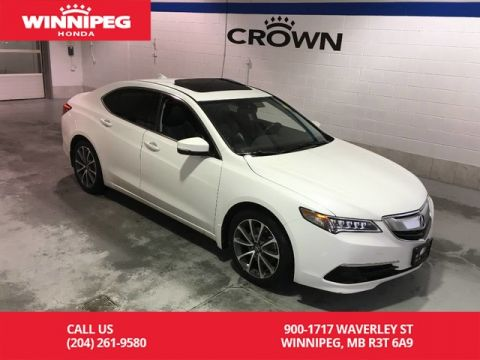 Pre-Owned 2016 Acura TLX SH-AWD V6 Tech/Bluetooth/Heated seats/Rear view camera