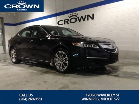 Pre-Owned 2015 Acura TLX 4dr Sdn SH-AWD V6 Tech NAVIGATION