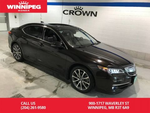 Pre-Owned 2015 Acura TLX SH-AWD V6 Elite/Bluetooth/Navigation/Heated seats