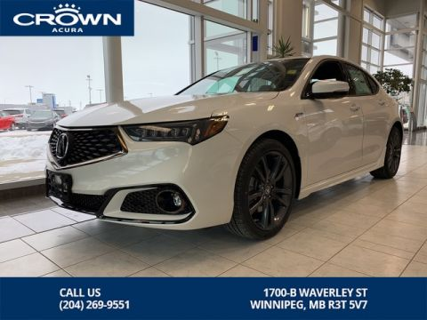 New 2019 Acura TLX SH-AWD Elite A-Spec Sedan