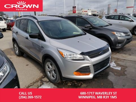 Pre-Owned 2014 Ford Escape S Fwd / One Owner / Accident Free / Local / Great Condition