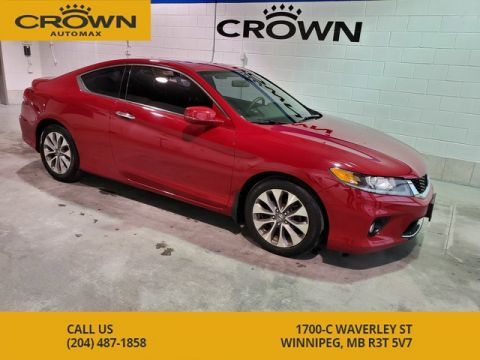 Pre-Owned 2015 Honda Accord Coupe EX