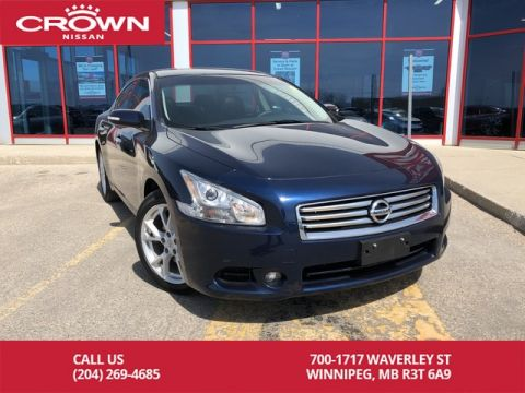Pre-Owned 2012 Nissan Maxima 3.5 SV *Clean CarFax/ One Owner/Low KMs*