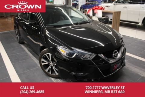 Pre-Owned 2016 Nissan Maxima SL *Bluetooth/Leather/Remote Start*