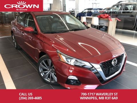 Certified Pre-Owned 2019 Nissan Altima 2.5L Edition ONE AWD *Nissan Certified/Executive Demo*