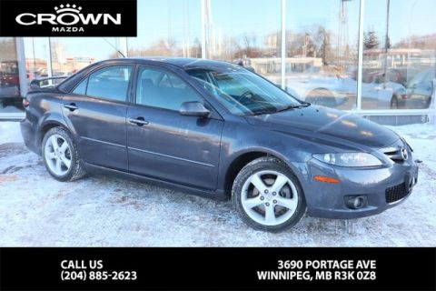 Pre-Owned 2007 Mazda6 GS **Super Low KM**
