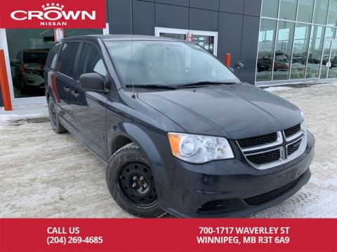 Pre-Owned 2014 Dodge Grand Caravan 4dr Wgn SE