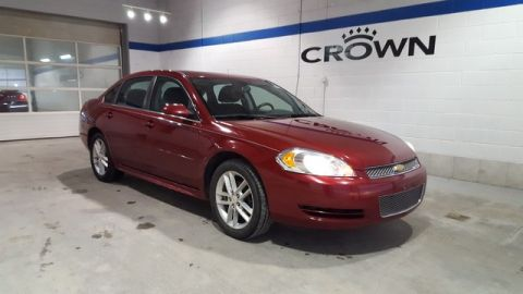 Pre-Owned 2013 Chevrolet Impala LT Sedan *Alloy Rims* *Well Maintained*