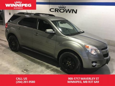 Pre-Owned 2012 Chevrolet Equinox AWD / 2LT / Low KM / Winter tires