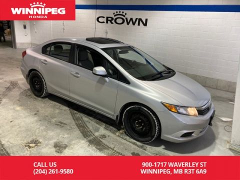 Pre-Owned 2012 Honda Civic Sdn 4dr Man EX