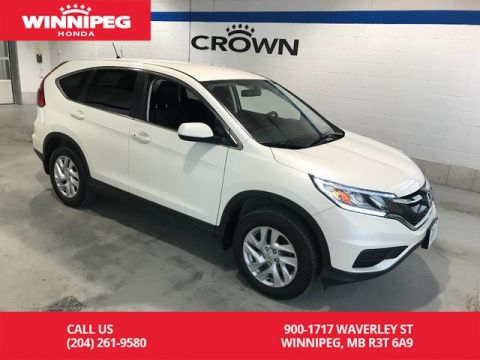 Pre-Owned 2015 Honda CR-V Certified/SE/Bluetooth/Lease return/Heated seats