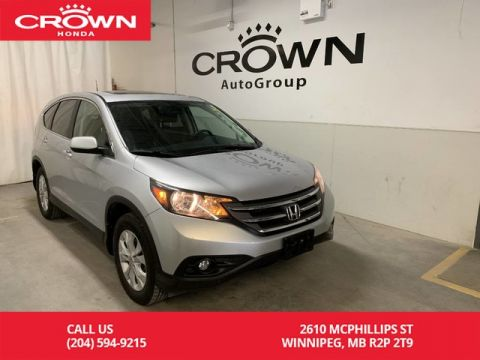 Pre-Owned 2014 Honda CR-V EX-L/***24th ANNUAL VICTORIA DAY SALE***AWD/LOW KMS/ ONE OWNER/ BACK UP CAME/HEATED SEATS