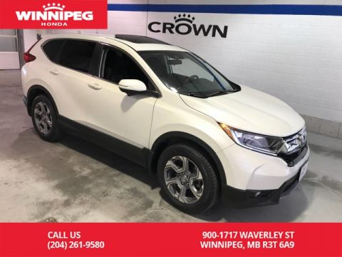 Certified Pre-Owned 2017 Honda CR-V EX/Bluetooth/Heated seats/Rear view camera/Lane watch display