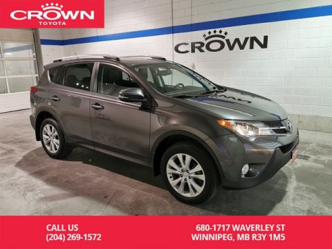 Pre-Owned 2014 Toyota RAV4 Limited AWD / Crown Original / Local / Lease REturn / Great Condition