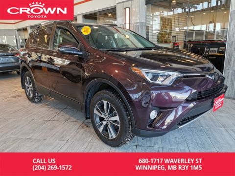 Pre-Owned 2018 Toyota RAV4 XLE / AWD / BACK UP CAMERA / SUNROOF / HEATED SEATS / LOCAL