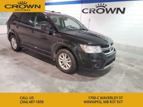 Pre-Owned 2015 Dodge Journey SXT *7 passenger*