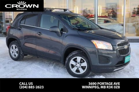 Pre-Owned 2013 Chevrolet Trax AWD LT **One Owner/ Local Vehicle**