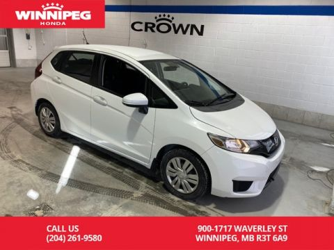 Pre-Owned 2016 Honda Fit LX / Bluetooth / Rear view camera / Magic seats