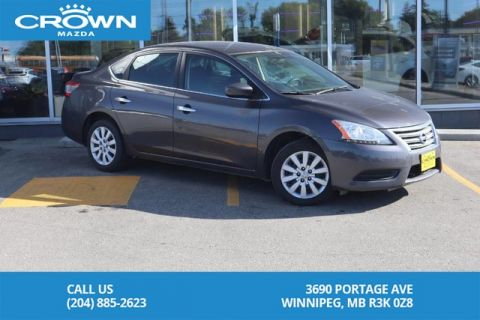 Pre-Owned 2015 Nissan Sentra S **Crown Original Vehicle/One Owner**