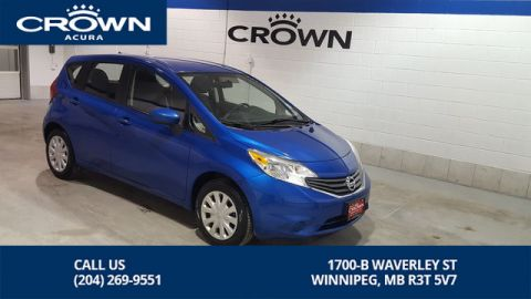 Pre-Owned 2016 Nissan Versa Note SV ** Backup Camera** Bluetooth**