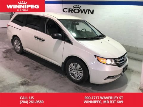 Pre-Owned 2016 Honda Odyssey Certified/LX/Lease return/Bluetooth/Heated seats/Rear view camera