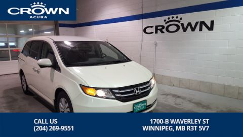Pre-Owned 2015 Honda Odyssey EX ** Power Sliding Doors** Backup Camera**
