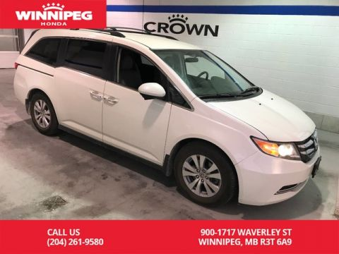 Pre-Owned 2015 Honda Odyssey EX w/RES/Bluetooth/Heated seats/Rear view camera