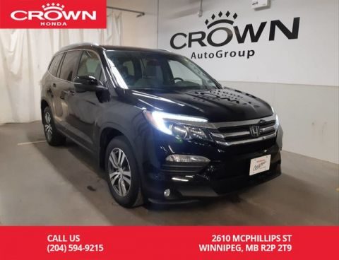 Certified Pre-Owned 2016 Honda Pilot EX/ AWD/ ONE OWNER LLEASE RETURN/ LOW KMS/ BACK UP CAM/ HEATED SEATS/ECON MODE