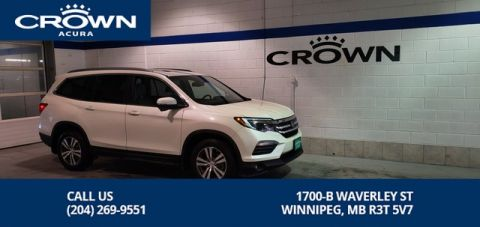 Pre-Owned 2016 Honda Pilot EX-L **Navigation** Leather** All Wheel Drive**