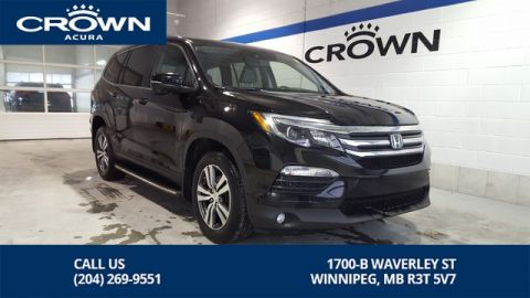 Pre-Owned 2016 Honda Pilot EX-L Res 4WD **DVD Player** 7 Passenger**