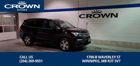 Pre-Owned 2017 Honda Pilot EXL-RES AWD **DVD Player **Sunroof**