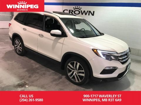 Pre-Owned 2016 Honda Pilot Touring/Leather/Navigaiton/Bluetooth/Panoramic roof