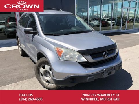 Pre-Owned 2008 Honda CR-V LX 4WD *Winter Tires*