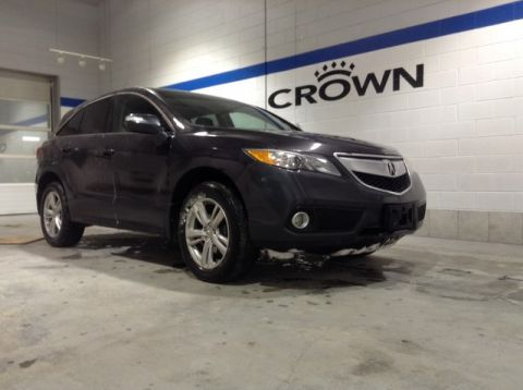 Pre-Owned 2015 Acura RDX All Wheel Drive Tech Pkg NEW TIRES!