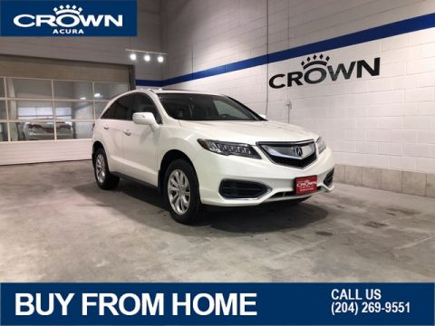 Certified Pre-Owned 2016 Acura RDX Tech AWD **Includes 7 Year 160000 Km No Charge Warranty** Navigation**
