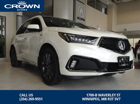 New 2019 Acura MDX A-Spec SH-AWD - Save Up To $7,500 This Month!