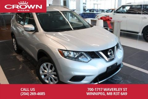 Pre-Owned 2015 Nissan Rogue S FWD *Bluetooth/Backup Camera/Accident Free*