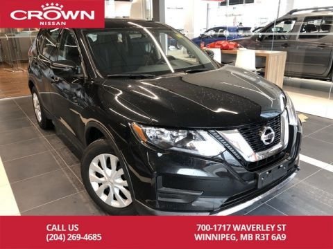 Pre-Owned 2017 Nissan Rogue S FWD *Bluetooth/Backup Camera/Heated Seats*