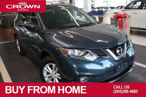 Pre-Owned 2016 Nissan Rogue SV AWD *Bluetooth/Backup Camera/Winter Tires*