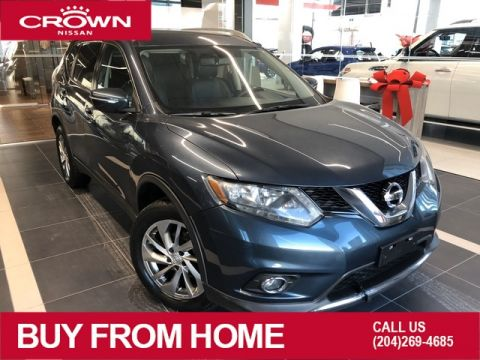 Pre-Owned 2014 Nissan Rogue SL AWD *Leather/Moonroof/Heated Seats*