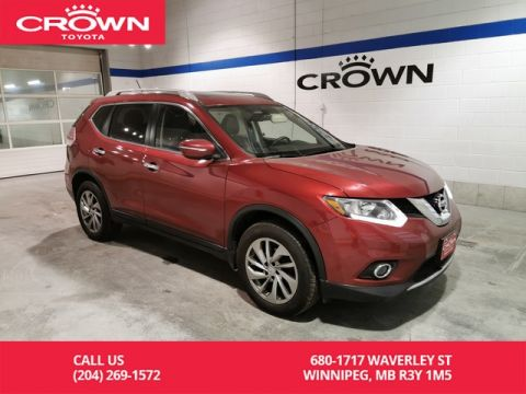Pre-Owned 2014 Nissan Rogue SL AWD / Highway Kms / Great Condition / Best Value In Town