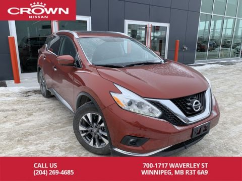Pre-Owned 2017 Nissan Murano SL AWD *Navigation/Remote Start/Leather*