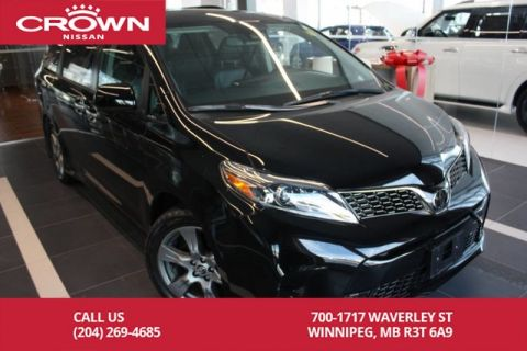 Pre-Owned 2018 Toyota Sienna SE FWD *Bluetooth/Power Sliding Doors/Backup Camera*