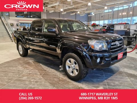 Pre-Owned 2010 Toyota Tacoma TRD Sport DoubleCab 4WD / Local / Service With Toyota /