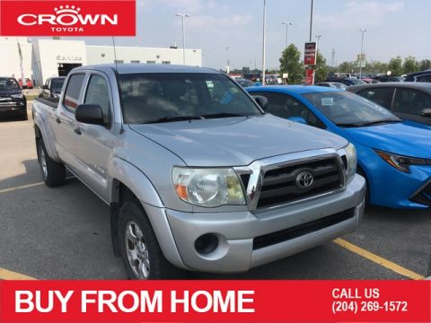 Pre-Owned 2009 Toyota Tacoma Double Cab V6 At SR5 Pkg / One Owner / Local / Great Condition
