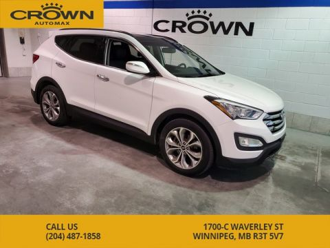 Pre-Owned 2015 Hyundai Santa Fe Sport AWD 2.0T LIMITED **HEATED AND COOLED SEATS**