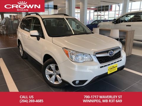 Pre-Owned 2016 Subaru Forester Hatchback AWD 2.5i Convenience *Bluetooth/Heated Seats*