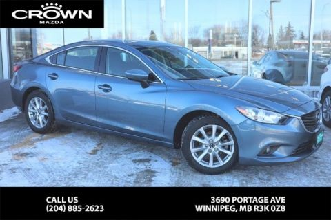 Pre-Owned 2014 Mazda6 GS **Crown Original**