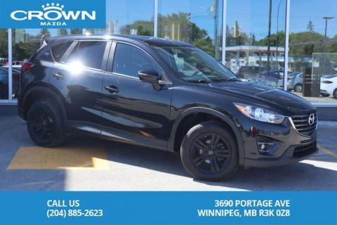 Pre-Owned 2016 Mazda CX-5 GS **Unlimited KM Warranty/Accident Free**
