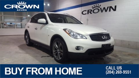 Pre-Owned 2014 INFINITI QX50 Journey AWD **Navigation** **Rare Model**